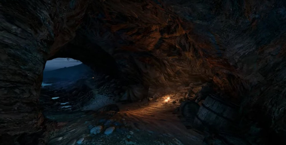 VR in Gaming- Dear Esther