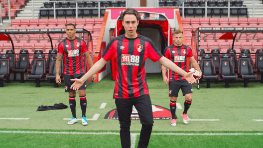Film production for AFC Bournemouth