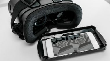 What phone for VR
